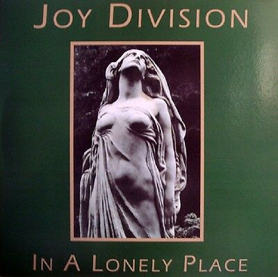 JOY DIVISION In a lonely place - LP / Transparent Marbled Brown Vinyl - Limited