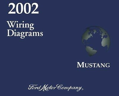 2002 ford mustang wiring diagrams schematics drawings color codes factory  oem