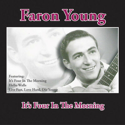 Faron Young - It's Four In The Morning [New CD]