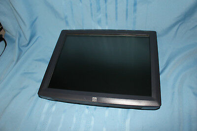 Elo Touchscreen Monitor ET1529L-8CWA-1-GY-G AS IS FOR PARTS OR REPAIR
