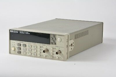 HP Keysight Agilent 53131A Universal Frequency Counter / Timer 225 MHz