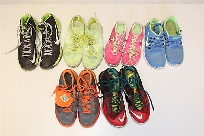 NIKE Lot Wholesale Used Shoes Rehab Resale Collection cFtN