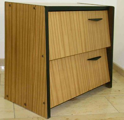 highboard schrank 50er 60er jahre mid century danish design porzellanschrank eur 59 99 picclick de. Black Bedroom Furniture Sets. Home Design Ideas