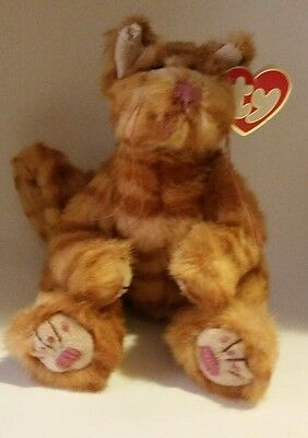 "Beanie Baby Retired TY ""Basil w/Tags ATTIC TREASURES COLLECTION"