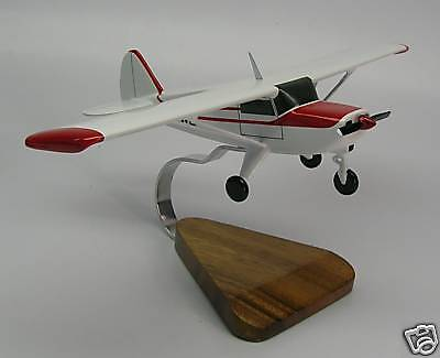 PA-22 Tri-Pacer Colt Piper PA22 Airplane Desk Wood Model Free Shipping Regular