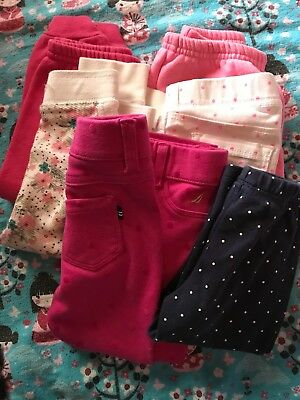 lot of girl pants 24m, Nautica, Old Navy, and Misc.