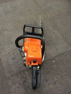 "Stihl 017 Petrol Chainsaw 14"" Bar"
