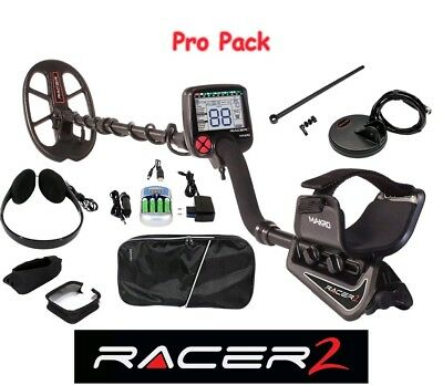 Makro Racer 2 Pro Metal Detector with FREE  Makro Pinpointer and cap
