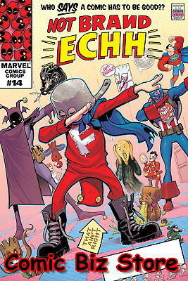 Not Brand Echh #14 (2017) 1St Printing Bagged & Boarded Marvel Legacy Tie-In