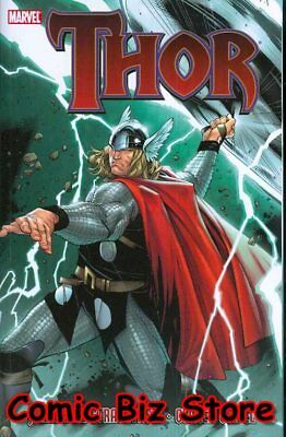 Thor By Michael J Straczynski Tp Vol 1 (2008) 1St Print 160 Pages *low Pricing*