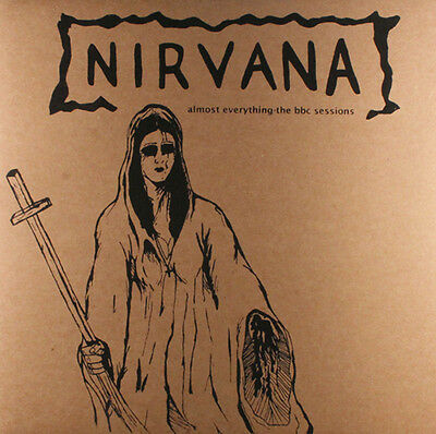 NIRVANA Almost Everything - The BBC Sessions - LP / Black Vinyl