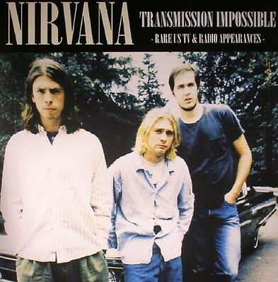 NIRVANA Transmission Impossible - LP / Black Vinyl - Limited 500