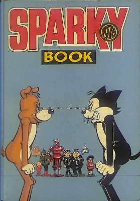 Sparky Book 1976 (Annual), , Good Condition Book, ISBN