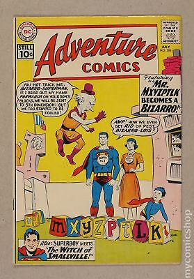 Adventure Comics (1st Series) #286 1961 VG 4.0