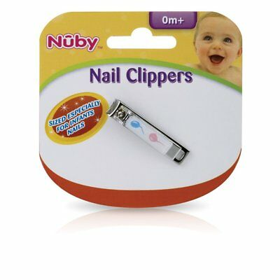 Nuby Baby Infant Nail Clippers Grooming