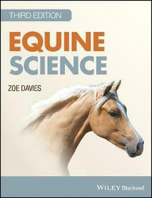 Equine Science by Zoe Davies Paperback Book Free Shipping!