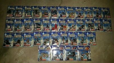 89 lot of Star Wars Hasbro figures (AOTC) (POTJ) (Episode I) (Miscellaneous)