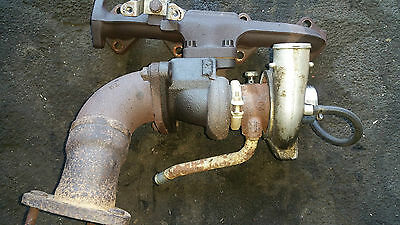 ROVER 75 1999-2006 / MG ZT 2001-2006 2.0 CDTi DIESEL TURBO CHARGER 2248060