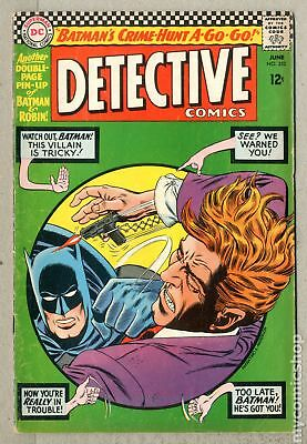 Detective Comics (1st Series) #352 1966 GD/VG 3.0