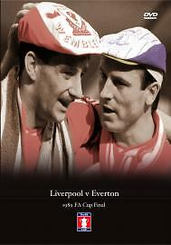 1989 FA Cup Final Liverpool FC v Everton [DVD], DVD | 5034741255011 | New