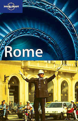 Rome (Lonely Planet City Guides) by Kimball, Kristin, Garwood, Duncan, Good Book
