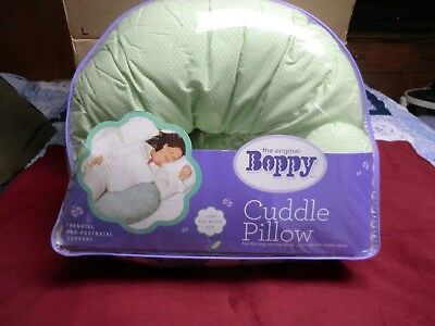 Boppy Cuddle Pillow - Pregnancy Comfort and Support - good condition