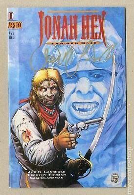 Jonah Hex Two-Gun Mojo #4 1993 VF- 7.5