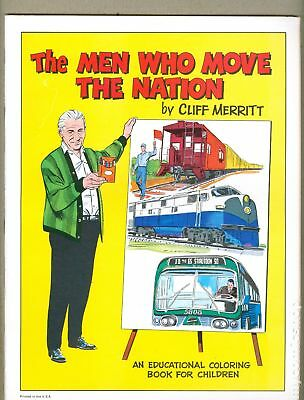 Men Who Move the Nation #0 1965 FN/VF 7.0