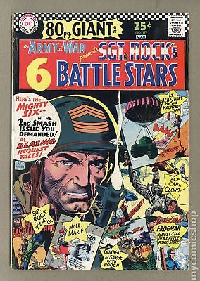 Our Army at War #177 1967 GD/VG 3.0