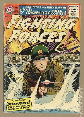 Our Fighting Forces #13 1956 GD 2.0