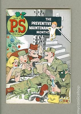 PS The Preventive Maintenance Monthly #50 1957 FN+ 6.5