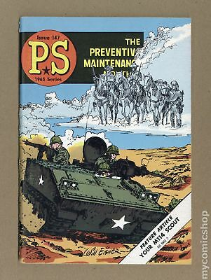 PS The Preventive Maintenance Monthly #147 1965 VG/FN 5.0