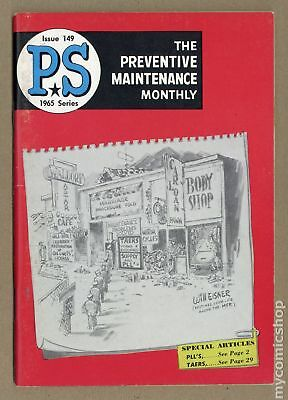 PS The Preventive Maintenance Monthly #149 1965 VG 4.0