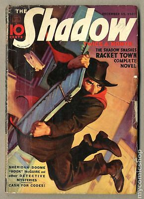Shadow (Street & Smith) Vol. 24 #2 1937 GD 2.0
