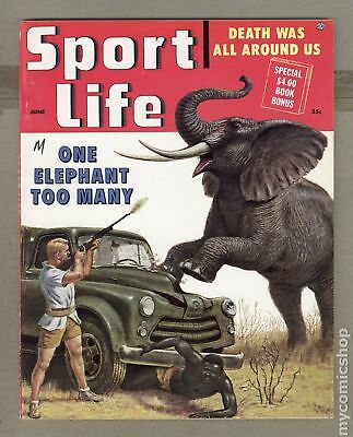 Sport Life Magazine (Official) Vol. 3 #2 1956 FN+ 6.5