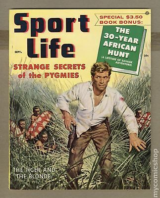 Sport Life Magazine (Official) Vol. 3 #3 1956 FN+ 6.5