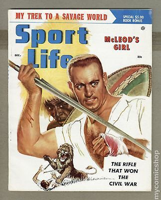 Sport Life Magazine (Official) Vol. 3 #4 1956 FN- 5.5
