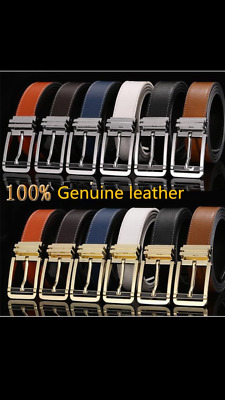 Classic Reversible Pin Kids Designer Belts For Boys Girls Children Leather H