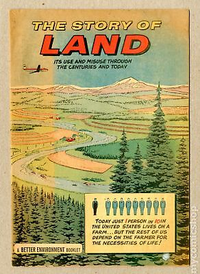 Story of Land Its Use and Misuse 1966 VG- 3.5