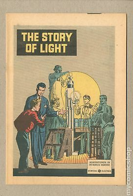 Story of Light, The General Electric giveaway 1957 NM- 9.2