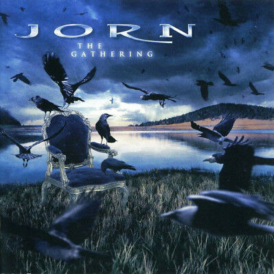 JORN - THE GATHERING (2007) CD=RARE= Jewel Case+FREE GIFT Lande Avantasia Snakes