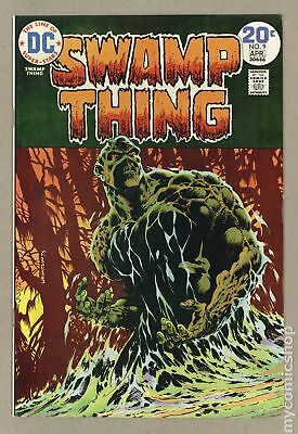 Swamp Thing (1st Series) #9 1974 VF+ 8.5