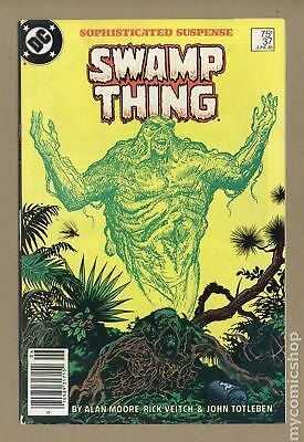 Swamp Thing (2nd Series) #37 1985 FN 6.0
