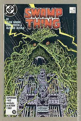 Swamp Thing (2nd Series) #52 1986 FN 6.0