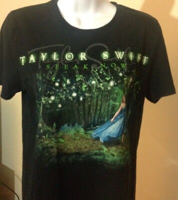 Taylor Swift Speak Now T-Shirt Small
