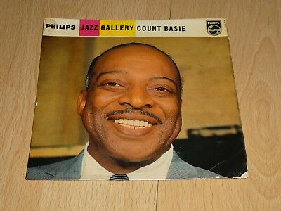 """7"""" Single: Count Basie (Philips Jazz Gallery) EP – One O'Clock Jump / The Golden"""