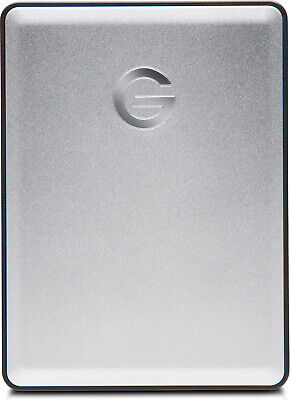 G-Technology G-DRIVE mobile 2TB USB-C External Hard Drive