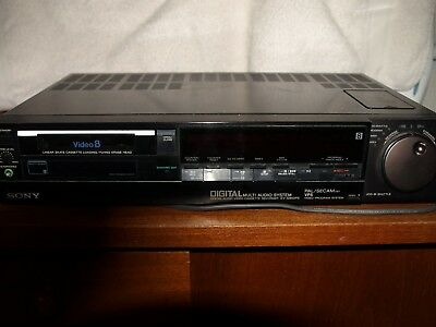 Sony Stereo Video 8 Cassette Recorder EV-S800 S850PS Fernbedienung
