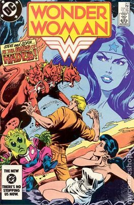 Wonder Woman (1st Series DC) #317 1984 VF Stock Image