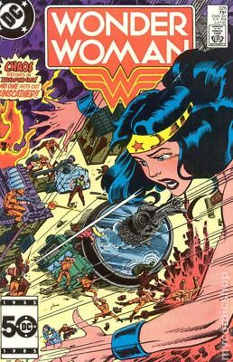 Wonder Woman (1st Series DC) #326 1985 VF Stock Image